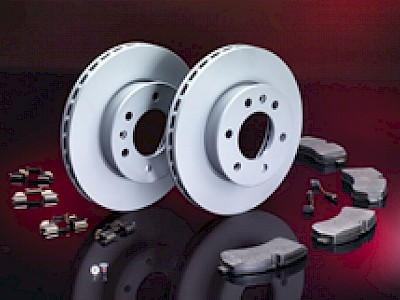 Zimmermann Brake Kit Z