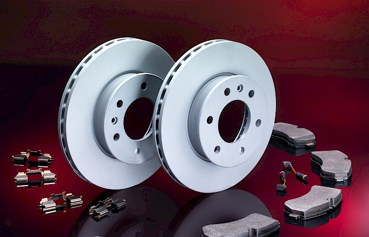Zimmermann Brake Kit for Sprinter