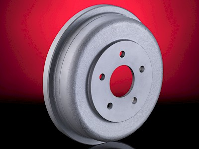 Coat Z also for brake drums