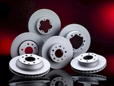 Brake Discs for Light Commercial Vehicles