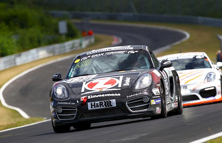 First Race in VLN  - Great Saison Opener