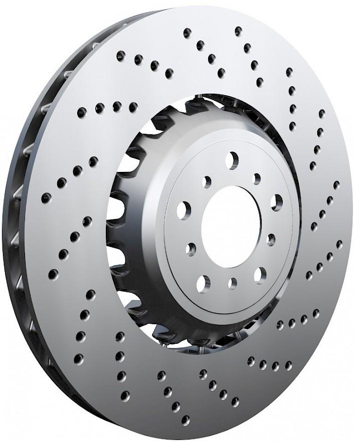 Тормозные диски Formula:Z