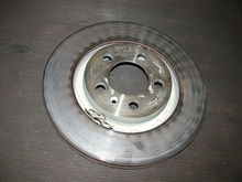 Zimmermann Brake Disc with 200 break applications in the overload test