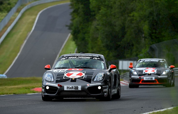 Strong performance at the Nürburgring