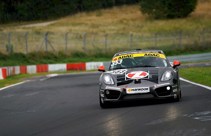 Valuable test on the Nürburgring
